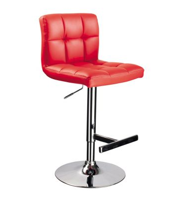 Krzesło barowe Signal C-105 czerwone