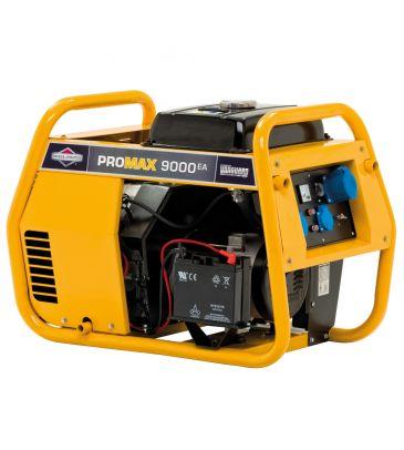 Agregat prądotwórczy BRIGGS & STRATTON  ProMax9000EA 7 kW z elektrycznym rozrusznikiem