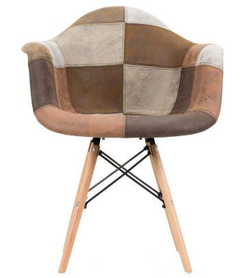 Krzesło patchwork TDF  Vario 10
