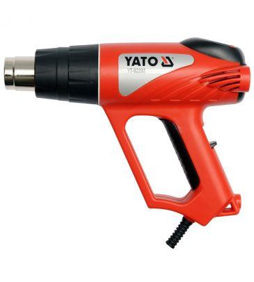 Opalarka elektryczna 2000 W z zestawem akcesoriów YATO YT-82292 LED