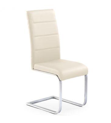 Krzesło Halmar K85 kremowe