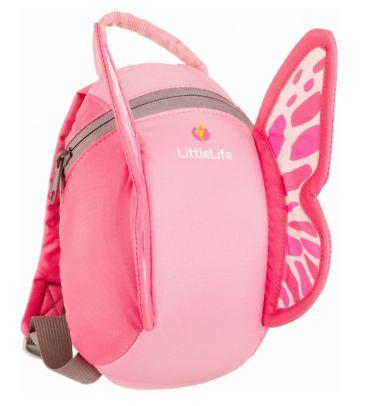Plecak dziecięcy Littlelife Animal Pack 1-3 lata motylek
