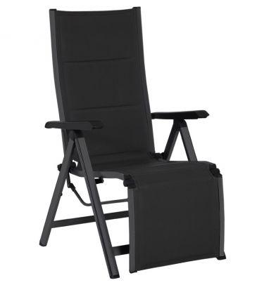 Fotel 5-pozycyjny z podnóżkiem MWH Futosa 879129