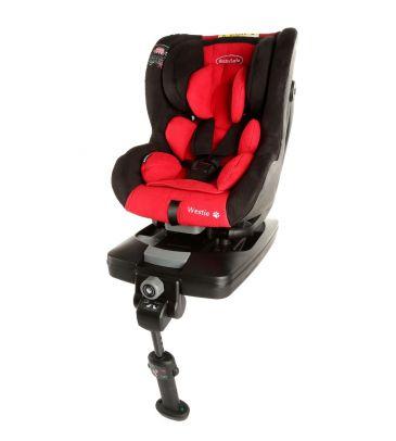 Fotelik samochodowy 0-18 kg Babysafe Westie red