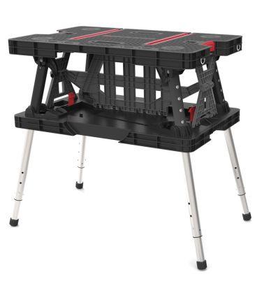 Stół składany Keter Work Table Ex z akcesoriami 231357