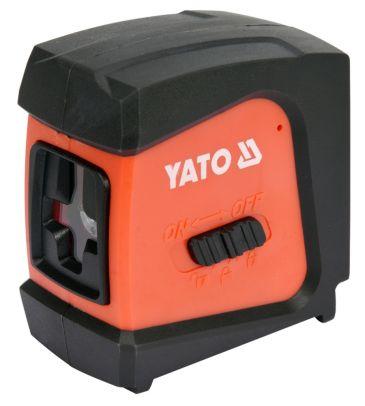 Laser krzyżowy samopoziomujący YATO YT-30425