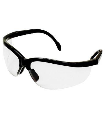Okulary ochronne białe NAC B523