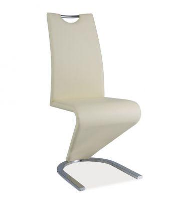 Krzesło Signal H-090 kremowe