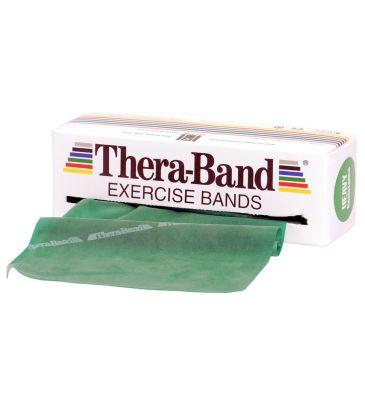 Taśma oporowa Thera-Band 5,5 m 50040 zielona