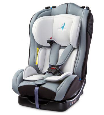 Fotelik samochodowy 0-25 kg Caretero Combo grey