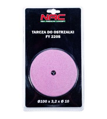 Tarcza do ostrzałki elektrycznej NAC FY220S/SHE250-F