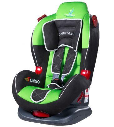 Fotelik samochodowy 9-25 kg Caretero Sport Turbo green