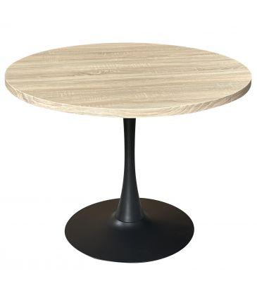 Stół okrągły REDONDO LOFT 100 x 75 cm