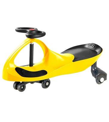 Jeździk TwistCar żółty