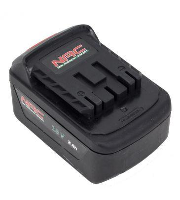 Akumulator do urządzeń akumulatorowych NAC B18-30-S 18V 3Ah