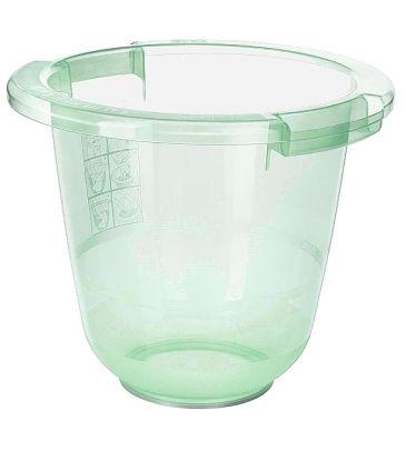 Wiaderko do kąpieli Tummy Tub zielone