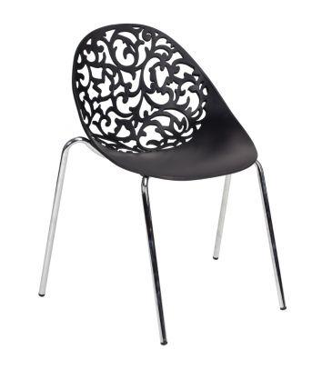 Krzesło LCN Mondo czarne
