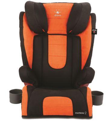 Fotelik samochodowy 15-36 kg Diono Monterey 2 tangerine