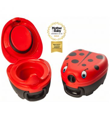 Przenośny nocnik My Carry Potty ladybug