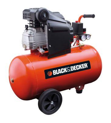 Kompresor olejowy 50 litrów Black & Decker RC2/8/50 RCDV404BND007 50 litrów