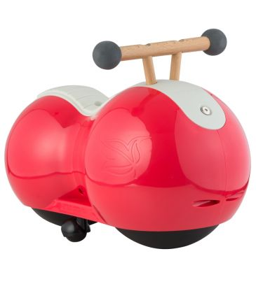 Jeździk Twist-Ball czerwony