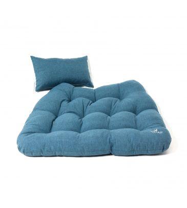 Poduszka na fotel podwieszany - PRIMA DEEP BLUE