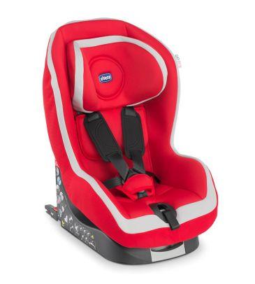 Fotelik samochodowy 9-18 kg Chicco Go-One Isofix red