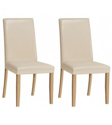 Krzesło 2 szt. Forte Bim KR0040-RWL-C705