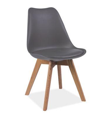 Krzesło Signal Kris szare