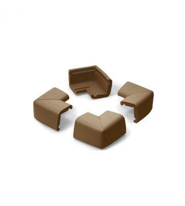 Osłony Prince Lionheart Corner Guards Chocolate 0092