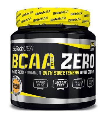 Aminokwasy Biotech BCAA Flash Zero 360g cola