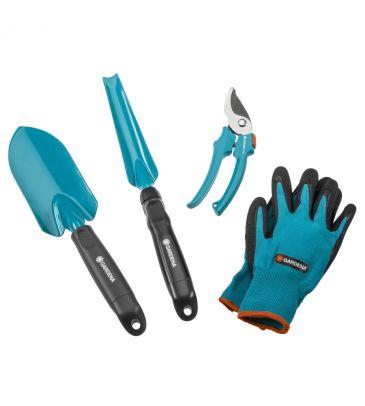 Zestaw narzędzi ogrodniczych Gardena Combisystem 08965-30