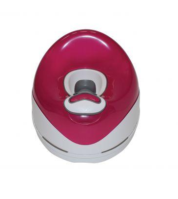 Miękki nocnik Prince Lionheart pottyPOD 7405 poppy pink