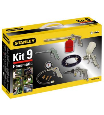 Zestaw narzędzi pneumatycznych Stanley KIT 9 9045718STN