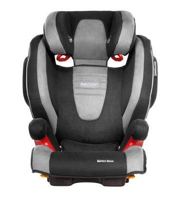 Fotelik samochodowy 15-36 kg Recaro Monza Nova 2 Seatfix graphite
