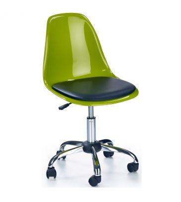 Fotel obrotowy Halmar Coco 2 zielony