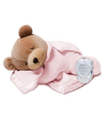 Miś usypiacz Prince Lionheart Tummy Sleep 0015B pink