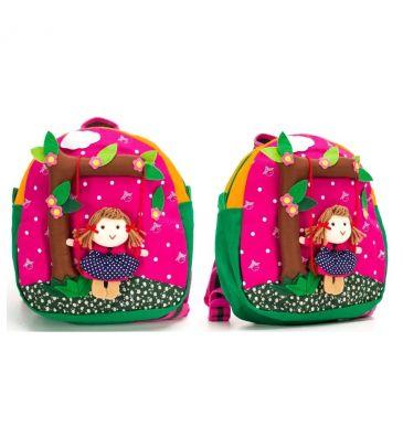 Plecaczek dziecięcy 3+ Cole swing pink