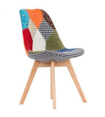 Krzesło LCN Vigo multikolor