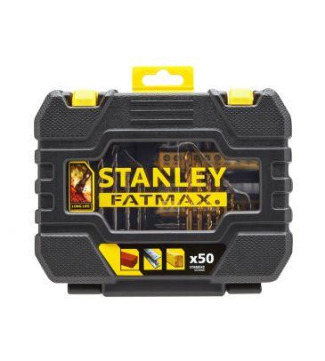 Zestaw wierteł i bitów 50 el. Stanley Fatmax STA88542-XJ
