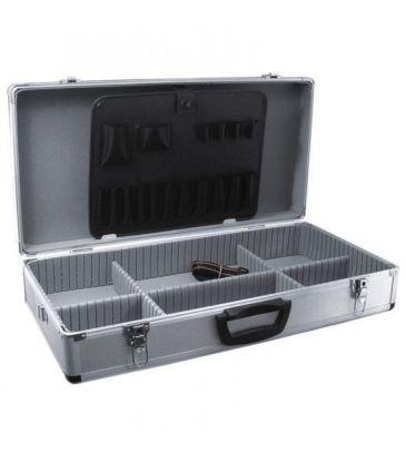 Walizka aluminiowa DEDRA N0007