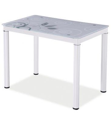Stół Signal Damar biały 100x60
