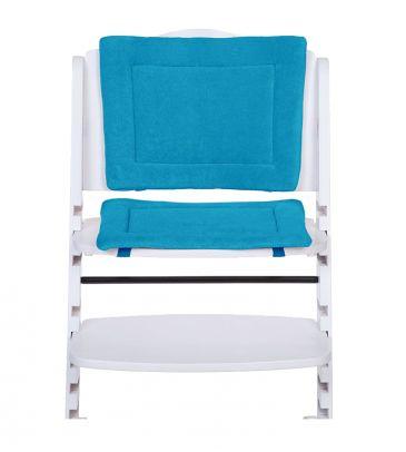 Poduszka do krzesełka Lambda 2 Childhome CCSCGCNT turkusowa