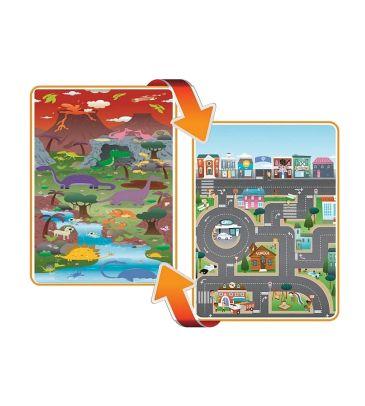 Mata Prince Lionheart playMAT 7713 dinosaur/city
