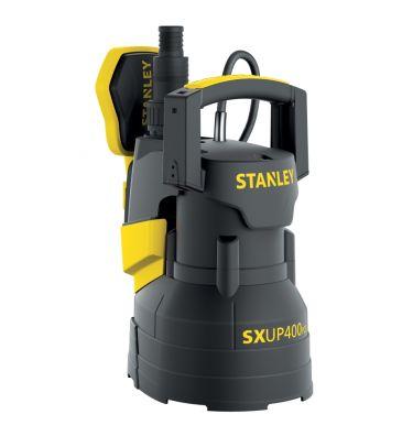 Pompa zatapialna do czystej wody Stanley SXUP400PCE 400W