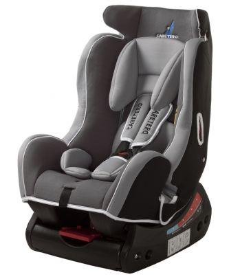 Fotelik samochodowy 0-25 kg Caretero Scope dark grey
