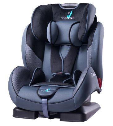 Fotelik samochodowy 9-36 kg Caretero Diablo XL graphite