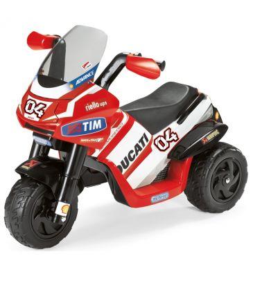 Motor trójkołowy na akumulator 6V Peg Perego Ducati Desmosedici IGED 0919