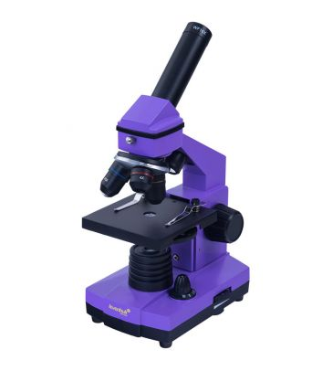 Mikroskop Levenhuk 2L NG amethyst