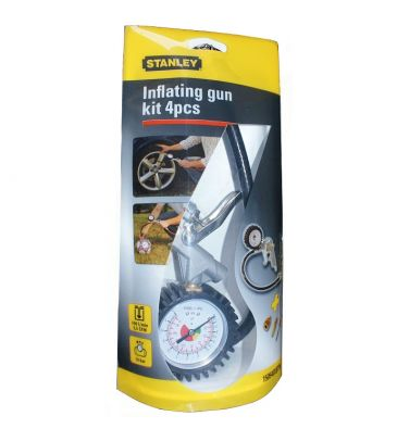 Zestaw narzędzi pneumatycznych Stanley Kit 4 150540XSTN